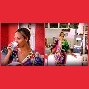 Worn By Beyonce | Ranna Gill Sz M Floral Dress
